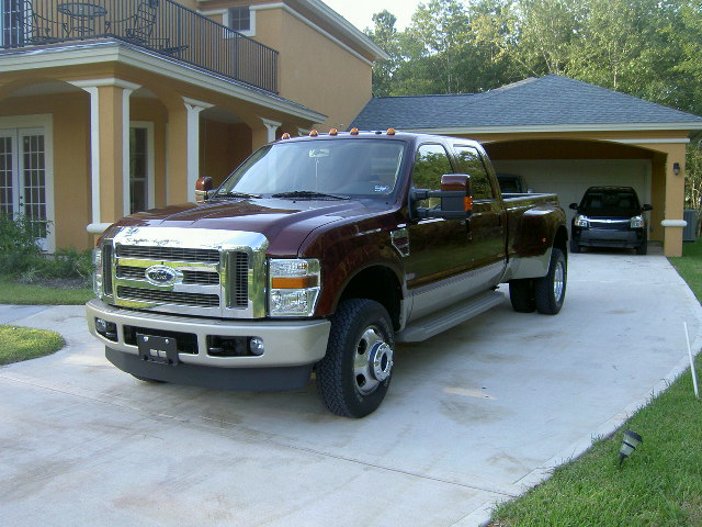 Ford F-350 King Ranch Diesel