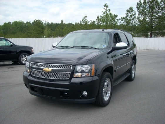 Chevrolet Tahoe 4X4 Flex fuel